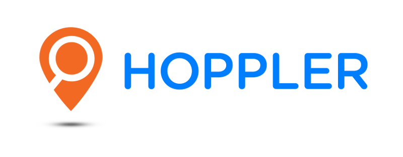 Hoppler logo